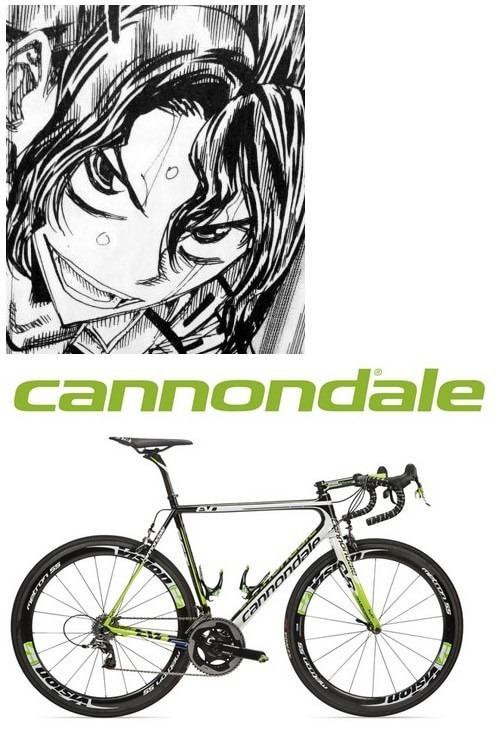手嶋純太・Cannondale