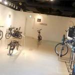 """東京・青山でやっている""""自転車博覧会""""に行ってきました"""